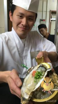 北海道仙鳳趾 特大殻付かき ポケモン